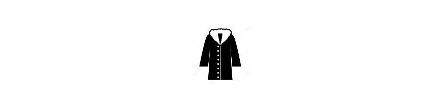 Coats, Jackets and vests